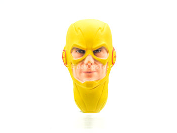 1/12 - Reverse Flash - Male Masked Head Sculpt