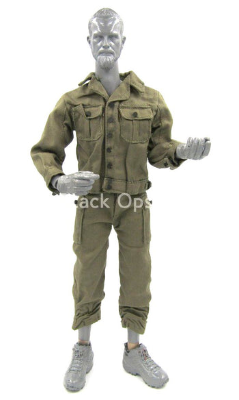 WWII - U.S. Army Rangers - Brown Uniform Set