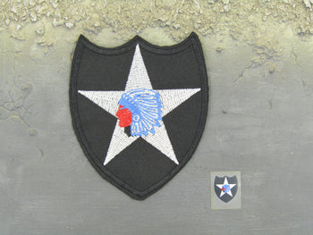 Korea 1945 - Marilyn Monroe - 2nd Infantry Division Patch