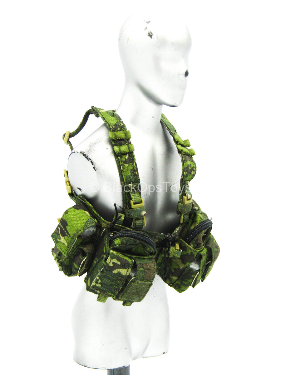 Seal Team 6 DEVGRU - Tropical Multicam Chest Rig