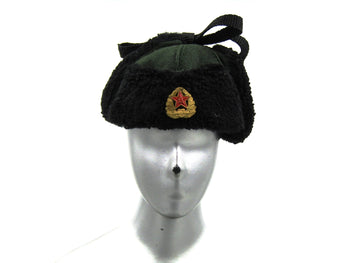 Chinese PLA - Border Guard - Ushanka