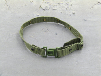 Chinese PLA - Border Guard - OD Green Rivet Belt