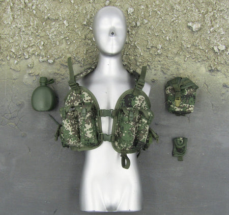 Chinese PLA - Border Guard - Chest Rig Set