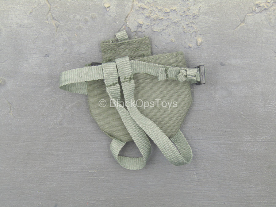 US Army - Apache Pilot - OD Green Plate Carrier Body Armor