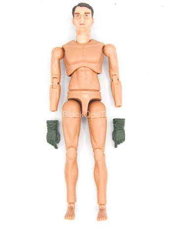 US Army - Apache Pilot - Male Base Body w/Gloved Hand Set