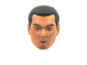 Chinese PLA - Border Guard - Male Asian Head Sculpt