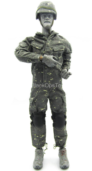 USMC Sergeant - Digital Urban Camo Combat Uniform