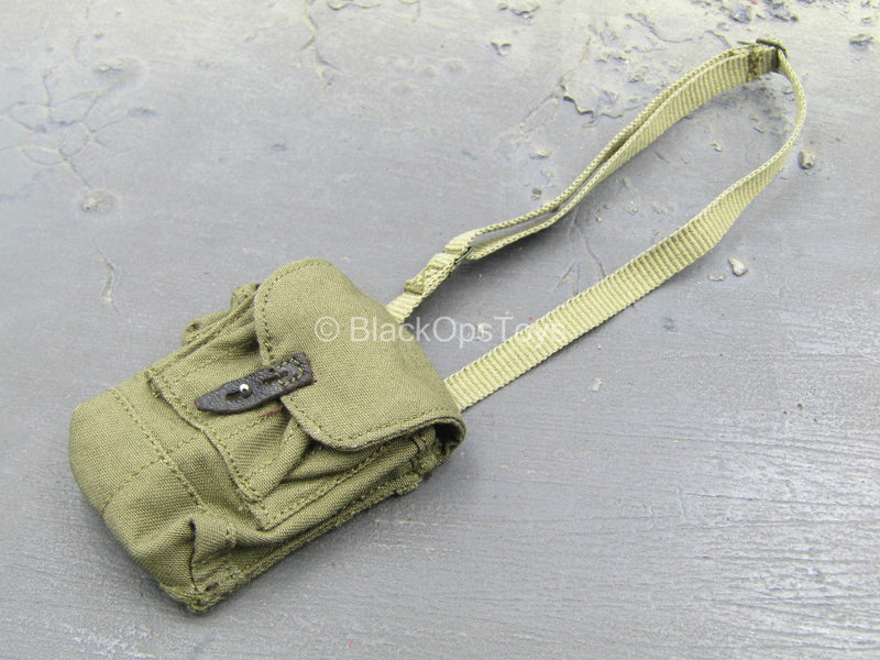 Civilian Freedom Fighter - Green Cross Body Bag