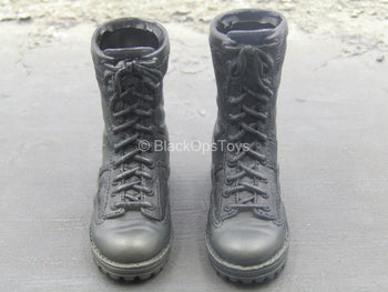 USMC Sergeant - Black Boots (Foot Type)