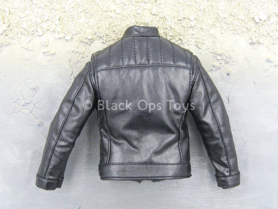 Luke Cage - AKA Powerman - Black Leather Like Jacket
