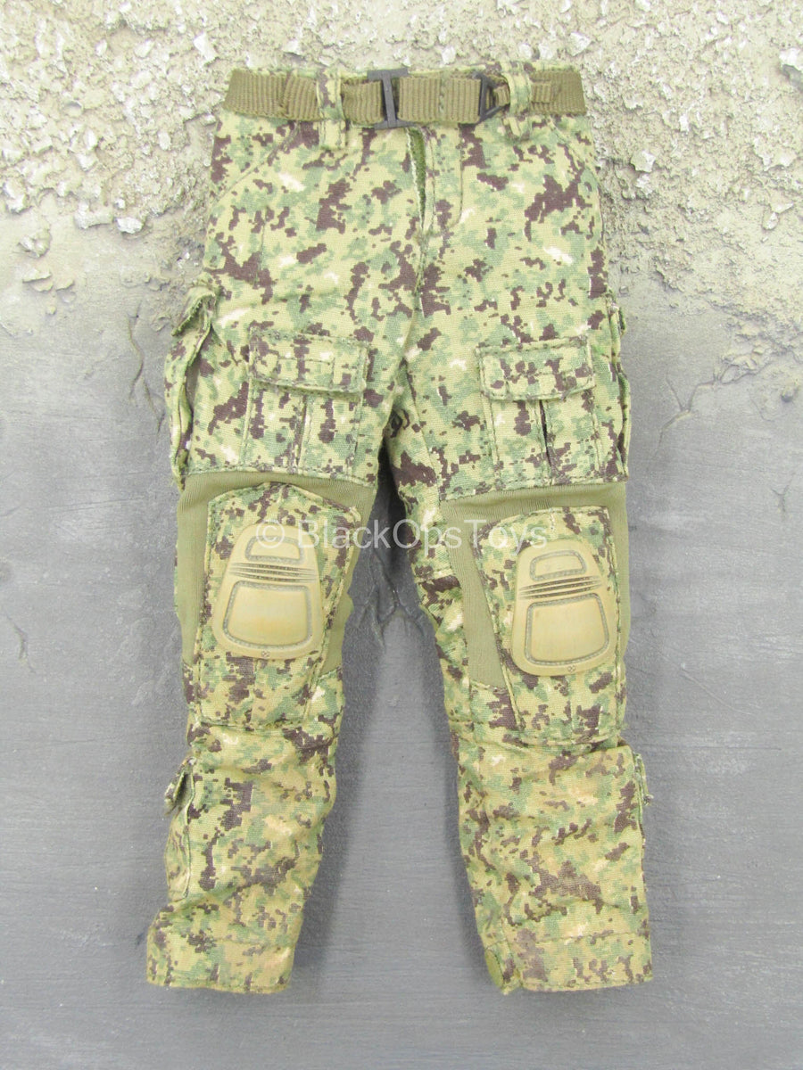 Seal Team Six Red Team - AOR2 Woodland Uniform Set
