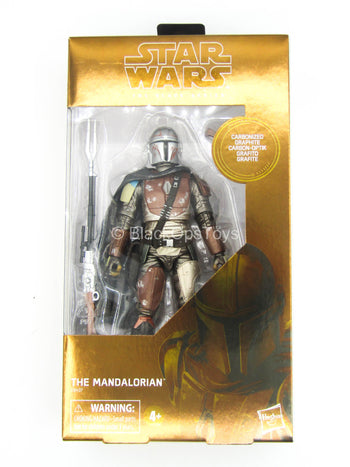 Other Scale - Star Wars - Carbonized Mandalorian - MINT IN BOX