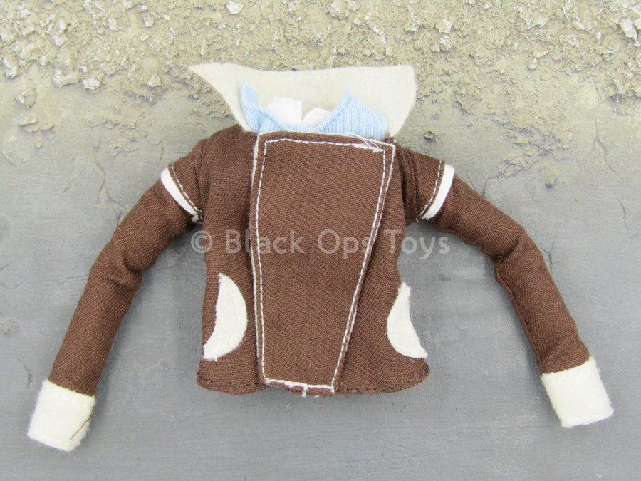 TOMB RAIDER - Laura Croft - Brown Explorer Jacket
