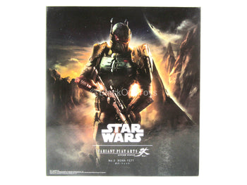 Other Scale - Star Wars - VariantPlayArts Boba Fett - MINT IN BOX