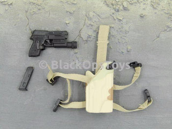 BBI Special Freedom Force Airborne Series Pistol & Holster Set