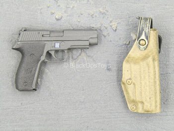 Seal Team Six Red Team - SIG P226R Pistol w/Holster
