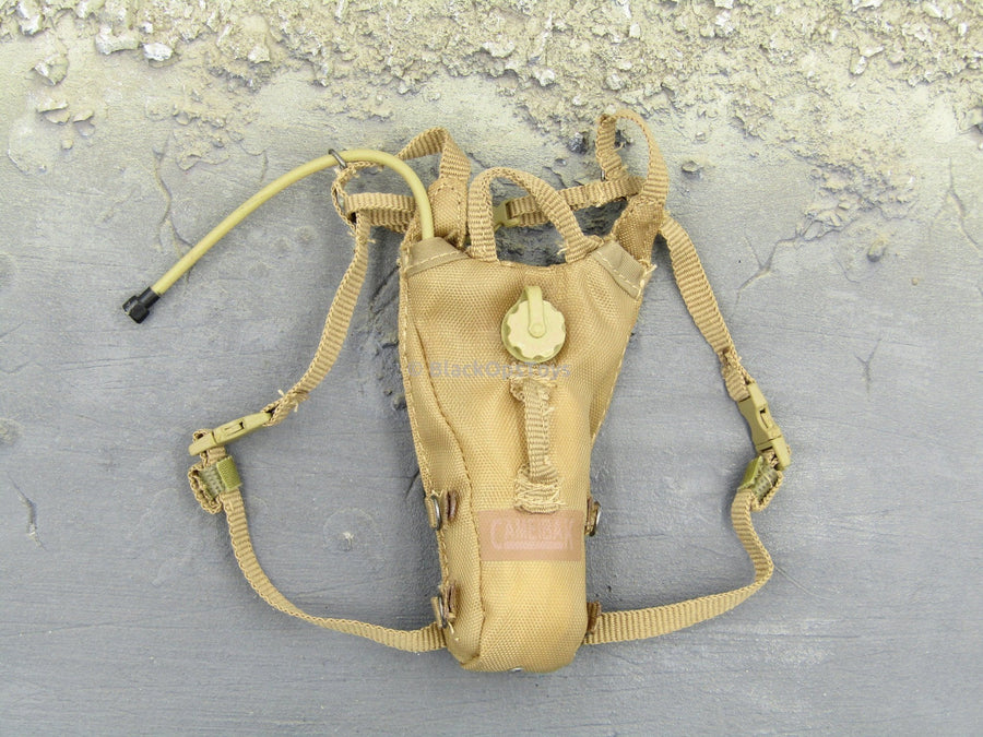 Barrack Sergeant PMC Machine Gunner Tan Hydration Pack