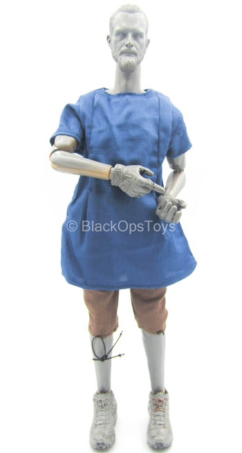 Total Rome - Roman Legionary - Blue Tunic w/Brown Pants