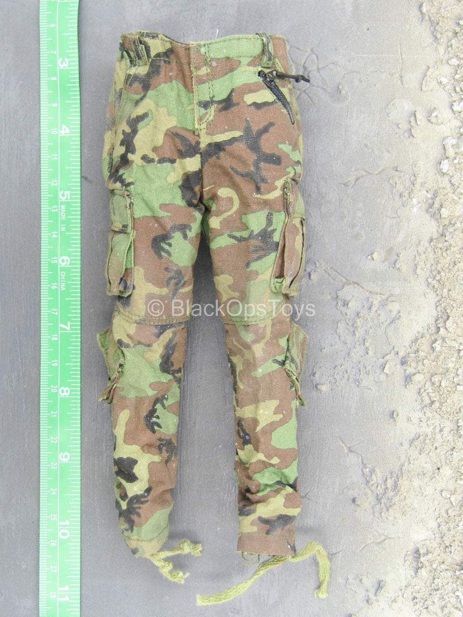 Gangsters Kingdom Spade 3 - Woodland Combat Pants
