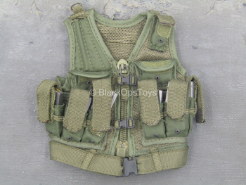 "Howard ""Mad Max"" Mullen - Green Tactical Vest w/AR Mags"