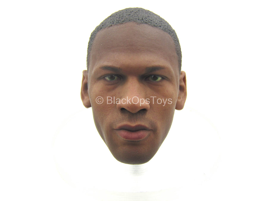 Michael Jordan - Male Head Sculpt