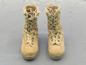 "Howard ""Mad Max' Mullen ACU - Tan Combat Boots (Foot Type)"