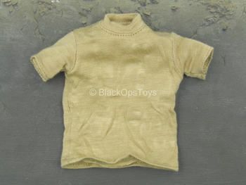 "Howard ""Mad Max' Mullen ACU - Weathered Tan Shirt"