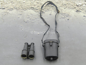 CS Infantry Officer Of Northern Virginia - Binoculars w/Case