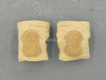"Howard ""Mad Max' Mullen ACU - Tan Kneepads"