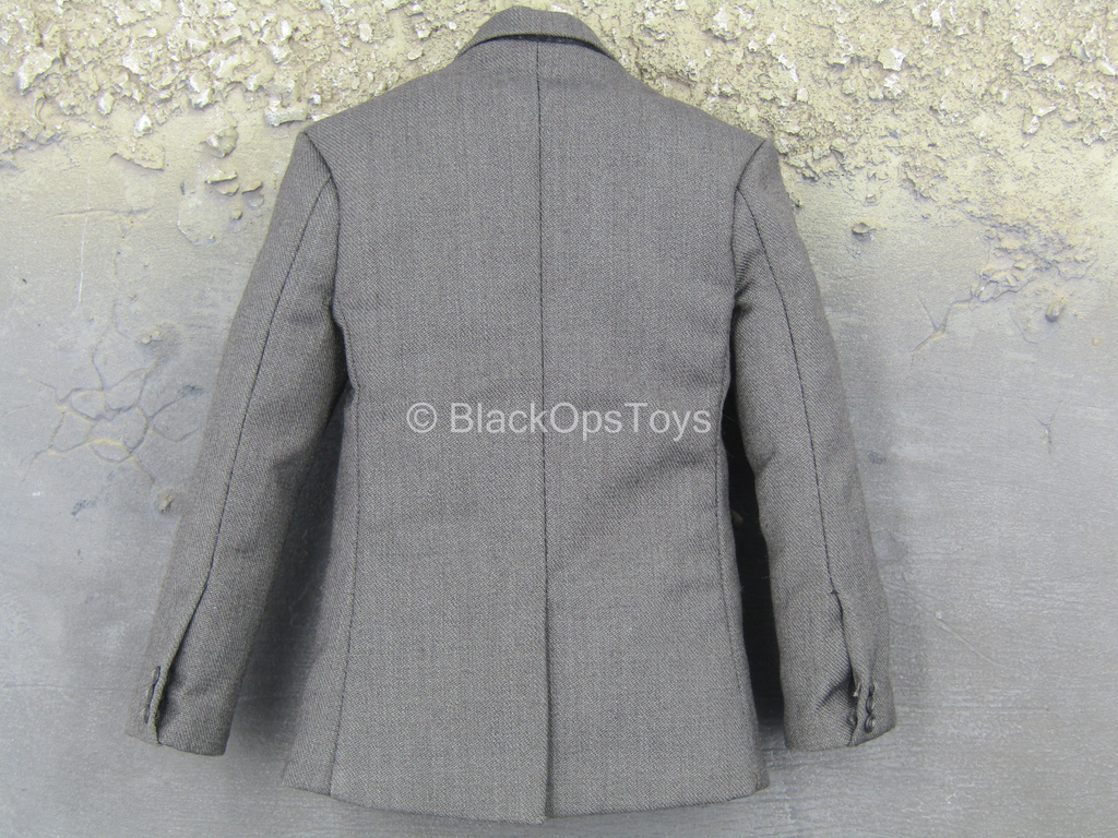 The Extractor - Grey Suit Jacket
