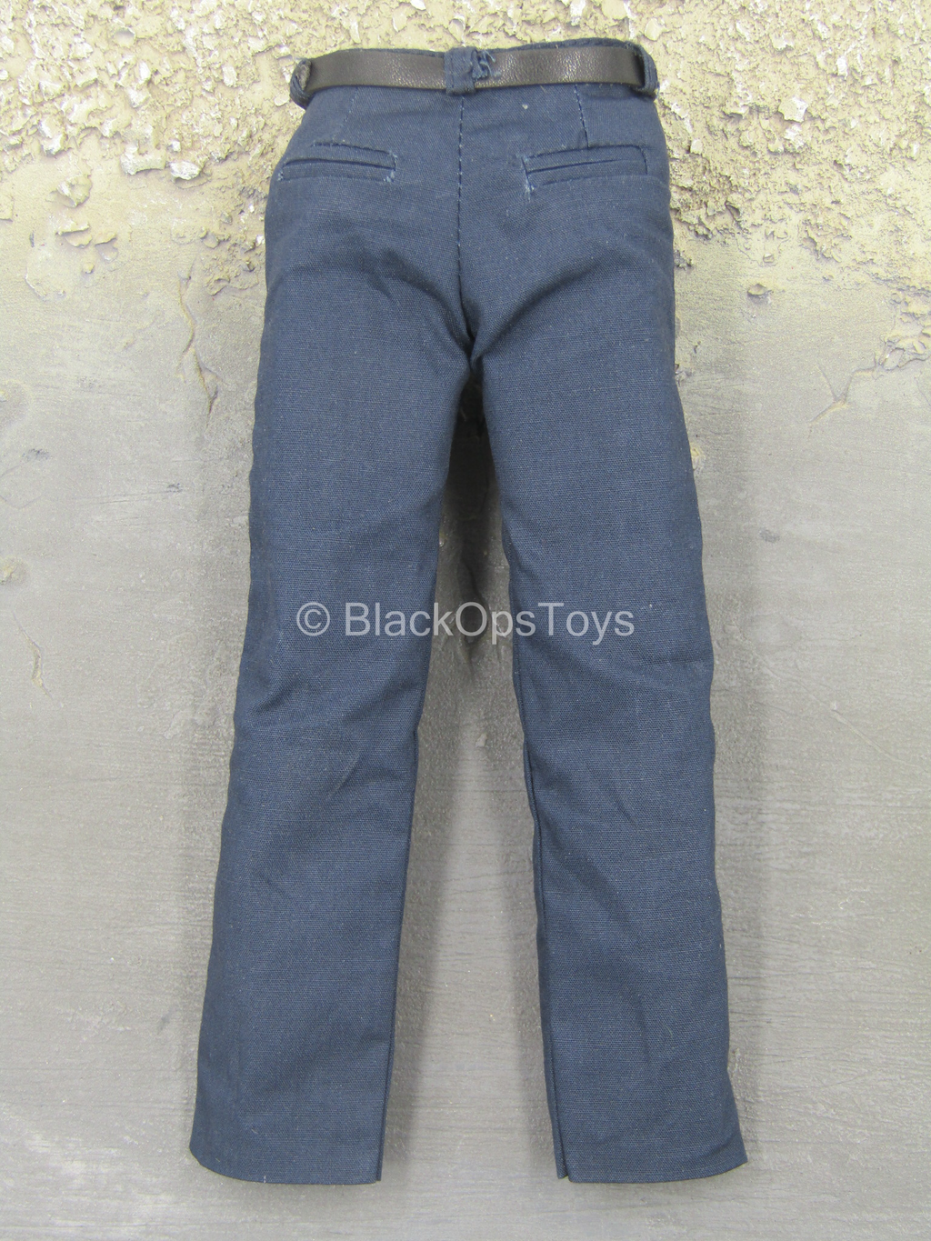 The Extractor - Blue Pants w/Belt