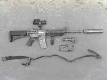 "Howard ""Mad Max' Mullen ACU - M4 Assault Rifle w/Attachment Set"