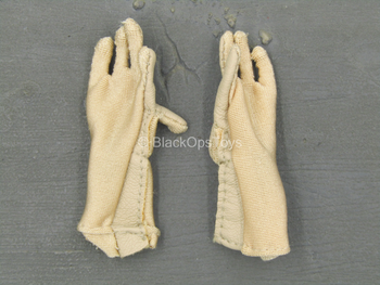 "Howard ""Mad Max' Mullen ACU - Tan Rappelling Gloves"