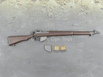 WWII - British Infantry Patrol - Lee-Enfield .303 SMLE Rifle