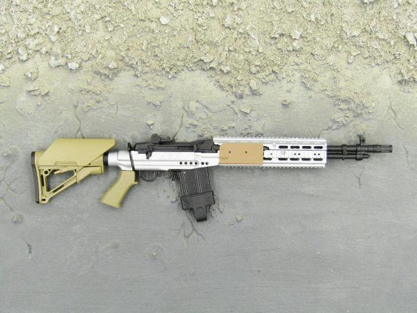 Easy & Simple x Blackopstoys Exclusive: NSW Direct Action Overwatch M14 EBR Sniper Rifle