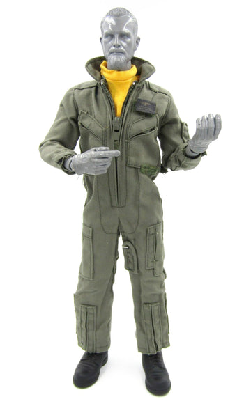 Naval Aviator - George W. Bush - OD Green Flight Suit Uniform Set