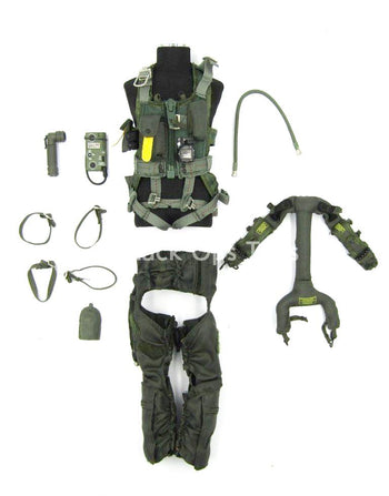 Naval Aviator - George W. Bush - Flight Harness & G-Suit Set
