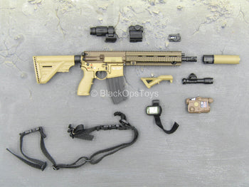 French Special Forces COS RIPMA - HK416 Rifle w/Attachment Set