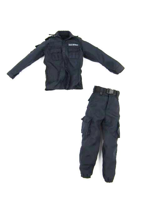 "Dragon HK Police EOD Bureau ""Jimmy"" Combat Uniform Set"