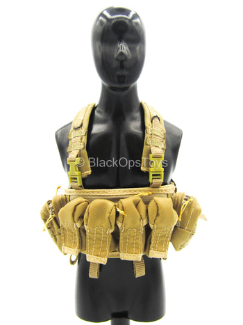 T.A.G. CEO - Chris Osman - FDE Chest Rig