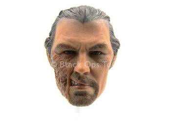 DC Comics - Jonah Hex - Head Sculpt in Josh Brolin Likeness