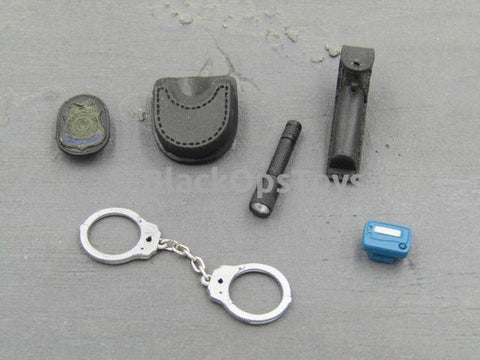 Dragon US Diplomatic Security Service Handcuffs & Accessories Set