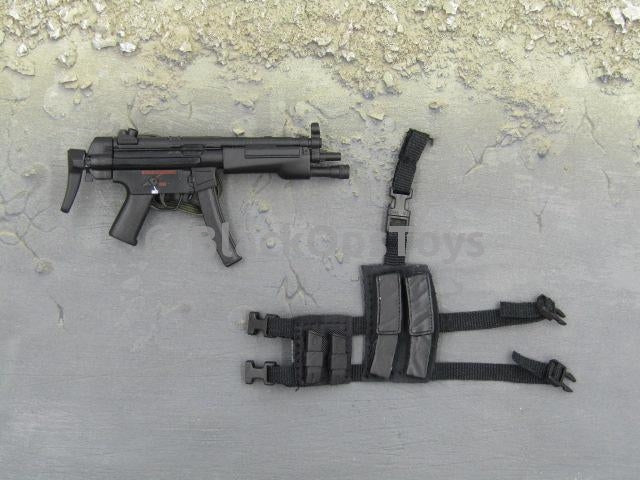 "Dragon Hong Kong Police SDU ""Cheong"" SMG Rifle & Holster Set"
