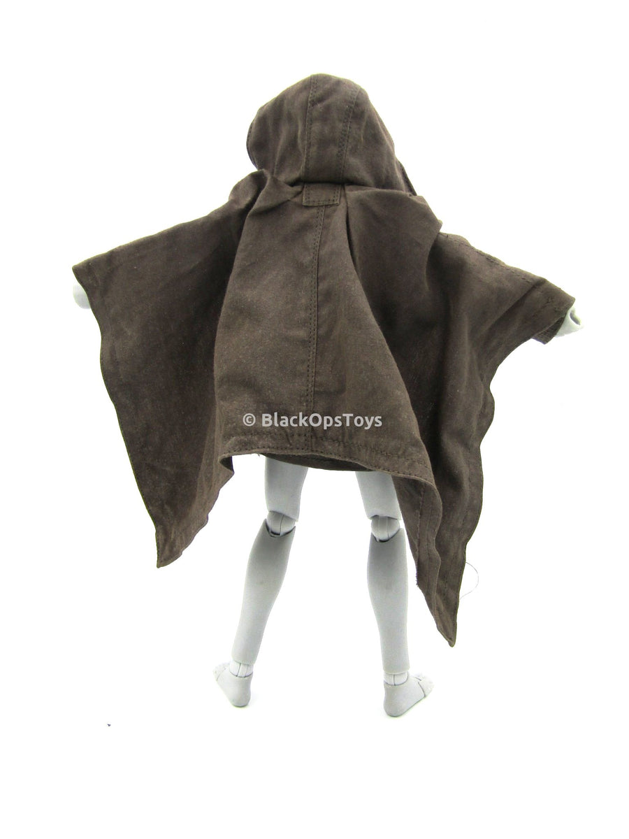 Star Wars Rogue One Jyn Erso Brown Poncho