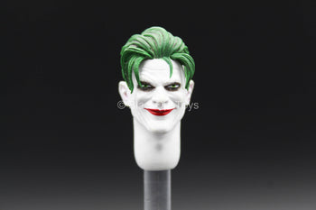 1/12 - The Joker - Crime Prince - Male Head Sculpt Type 2