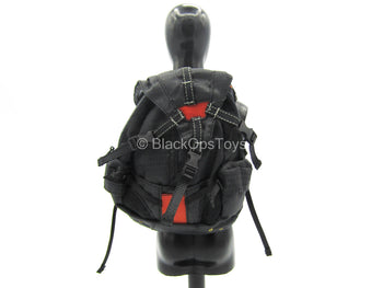 Fashion Down - Black Backpack