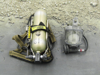 New York Firefighters - Air Supply System & Face Mask