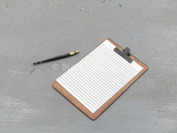 WWII - German Typist Sophie - Clipboard & Pen Set