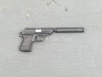 WWII - German Typist Sophie - Pistol w/Suppressor