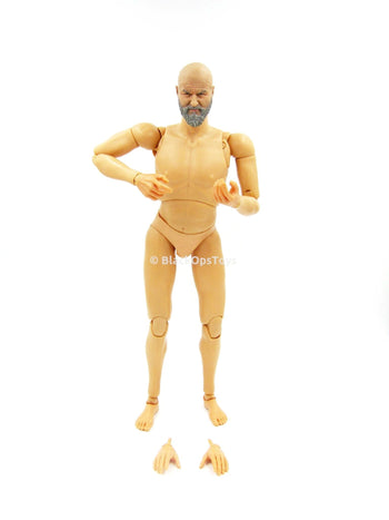 PMC Instructor Complete Male Base Body w/Extra Hands
